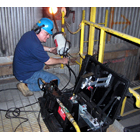 Portable Diagnostic System in Use